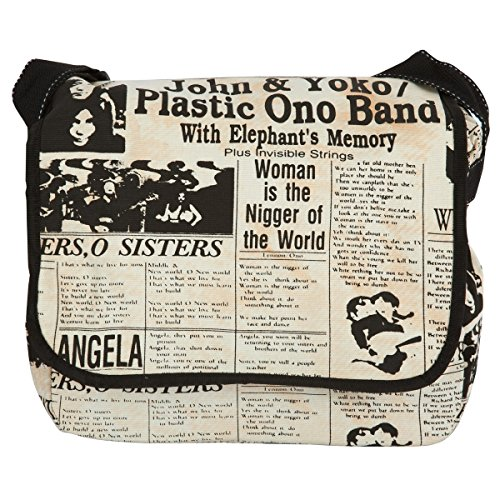 mujer para Bolso Messenger Bag bandolera Mediano Unisign FwRAqn