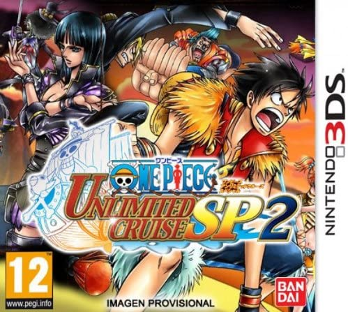 One Piece: Unlimited Cruise SP 2: Amazon.es: Videojuegos