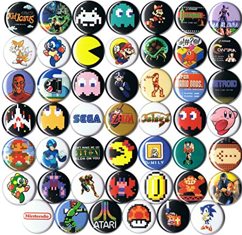 (Huge Wholesale Lot of 48 Classic Video Game 1