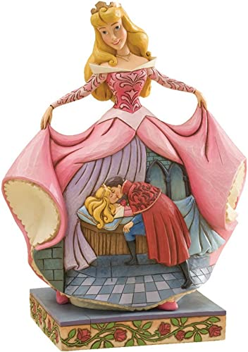 Jim Shore Disney Traditions Sleeping Beauty True Love s Kiss