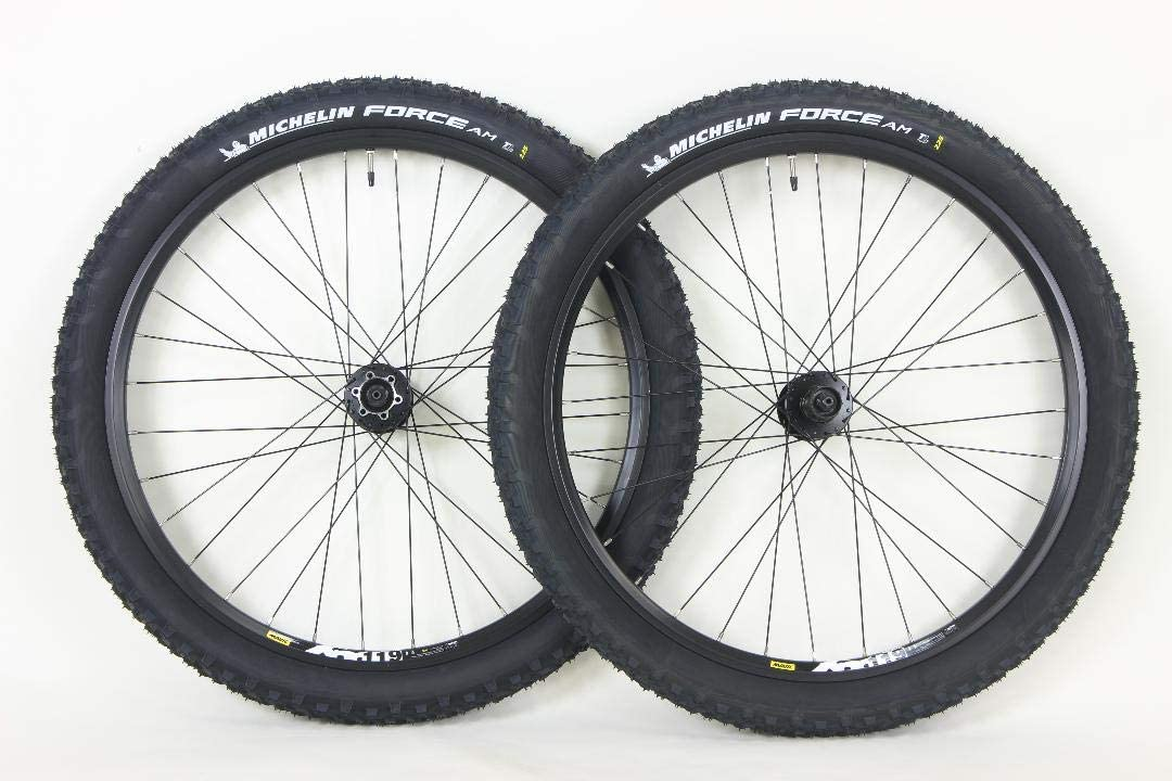Mavic Rim 26er Mountain Bike Wheels with Disc Brake Shimano Hubs