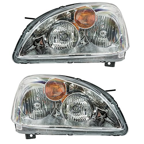 02 altima headlights assembly - 4