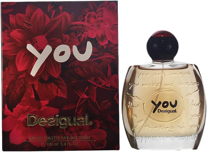 Desigual You Woman Agua de Colonia - 100 ml (168-08094)