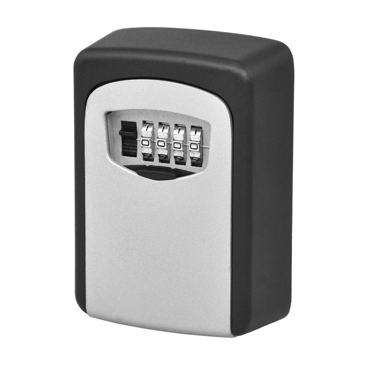 Key Lock Box, Exterior Outdoor Waterproof Hide Wall Mounted Key Safe Box - House use Key Storage Lock Box, Uitable for Families Secure Keys for Home, Office, School, Garage, Realtors, Contractors