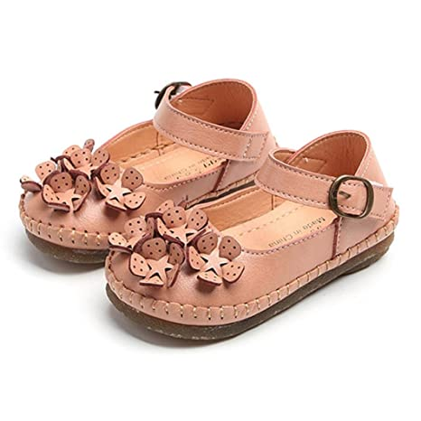 Familizo_Baby Shoes Sandalias de vestir para niña negro amarillo 25. Pasa ...