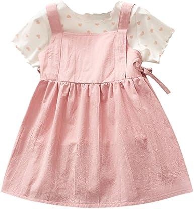 2Pcs Kids Girls Cat Print T-shirt Tops Mesh Bowknot Tutu Dress Skirt Outfits Set