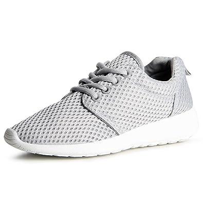 SneakerFarbe grauGröße Sneaker 874 Topschuhe24 Femme wPn0X8OkZN