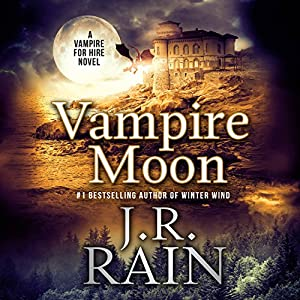 Vampire Moon Audiobook