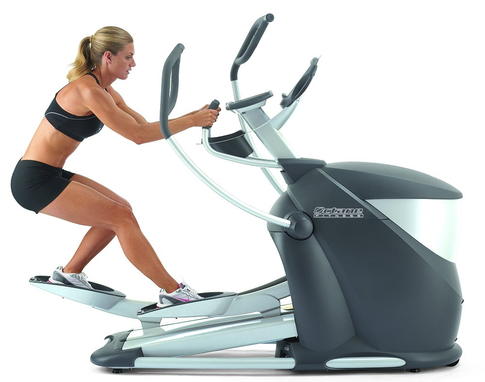 Octane Fitness Pro 3700 Classic Elliptical Machine Trainers by Octane Fitness