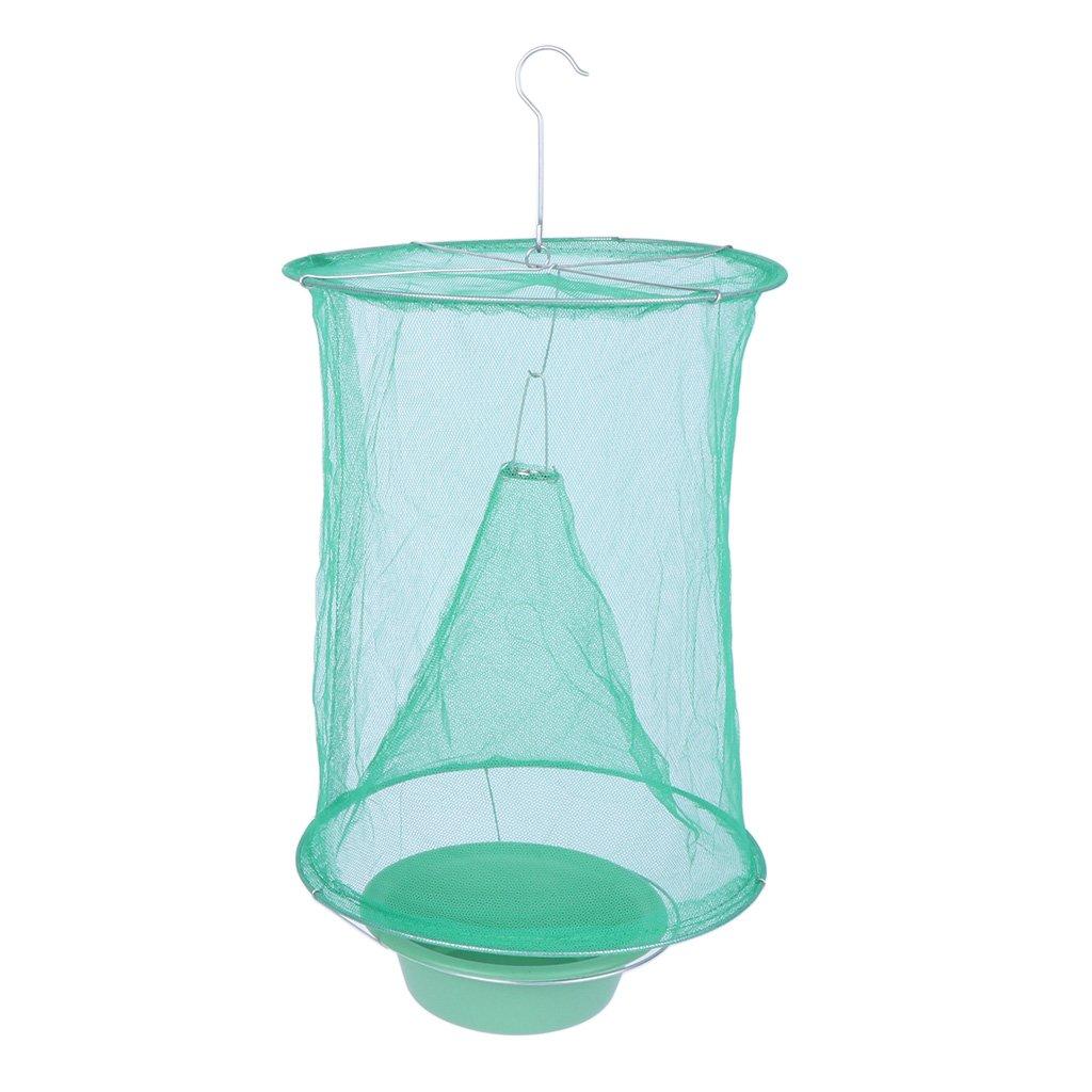 Jiamins Folding Hang Fang Insekt Net, Insektenfalle, Outdoor-Fliegen und Mücken Capture Killer