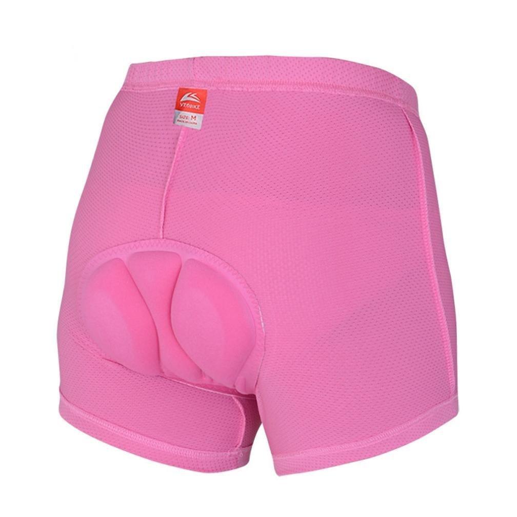 Hunpta Women 3D Padded Bicycle Cycling Underwear Shorts