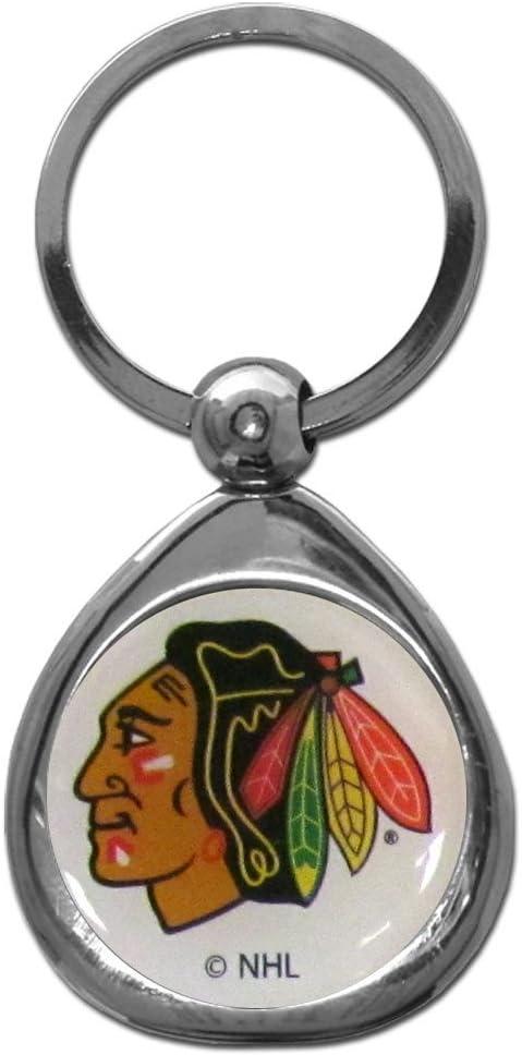 Siskiyou NHL Chrome Key Chain