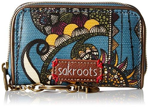 sakroots-artist-circle-zip-id-case-wallet-lagoon-spirit-desert-one-size