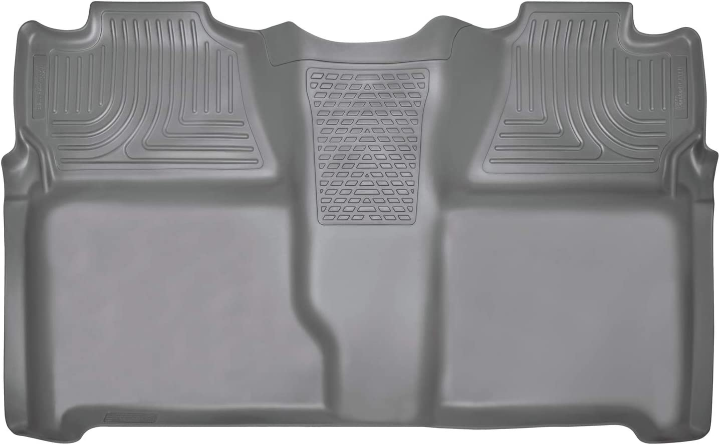 2007-13 Sierra Ext Cab Mud Flaps 4pc Guards Front Rear w Door Scuff Protectors