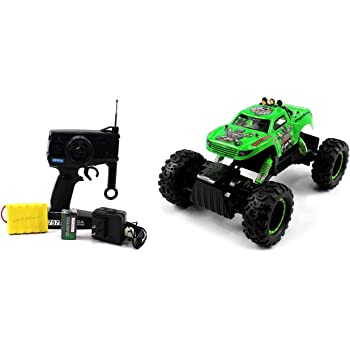 Amazon Com King Crawler Electric Rc Truck Off Road 4wd 10