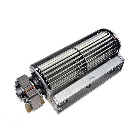 Motor ventilador horno, cocina 3876671011 AEG, Arthur Martin ...