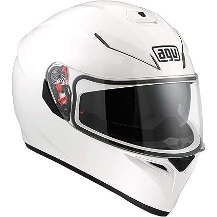 AGV K3 SV Adult Helmet - White / XX-Large