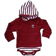 Striped Hooded Creeper (Alabama Crimson Tide) - University of Alabama (12 Months)