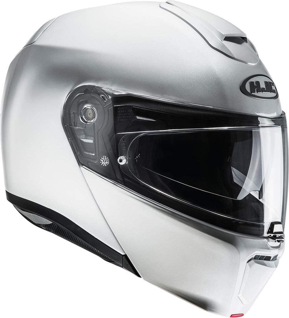 Gr/ö/ße XL Schwarz HJC Motorradhelm RPHA 90 Semi Mat