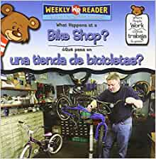 Amazon.com: What Happens at a Bike Shop?/Qu' Pasa En Una