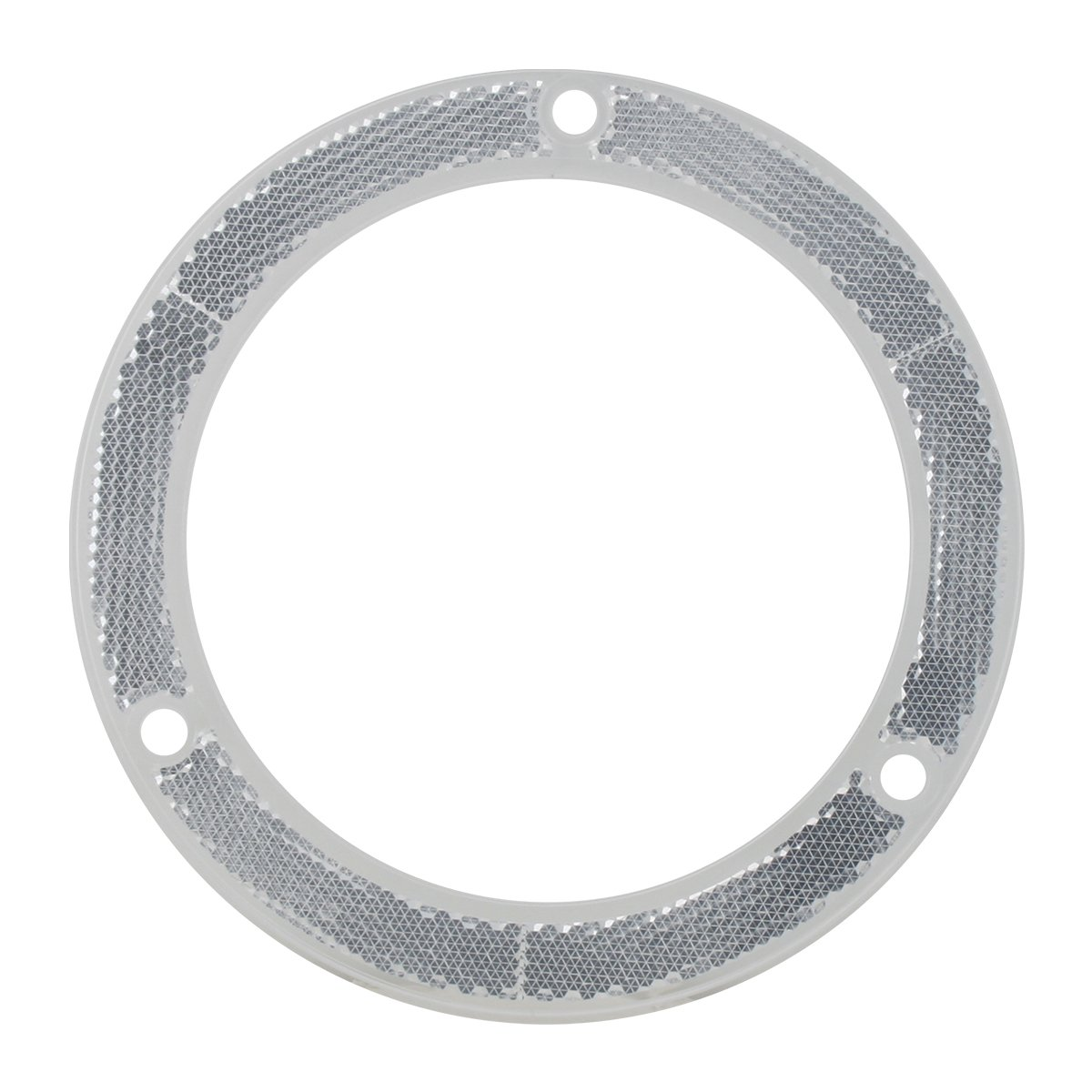 "1 Pack Grand General 81632 Clear Reflector Ring for 4/"" Round Light"