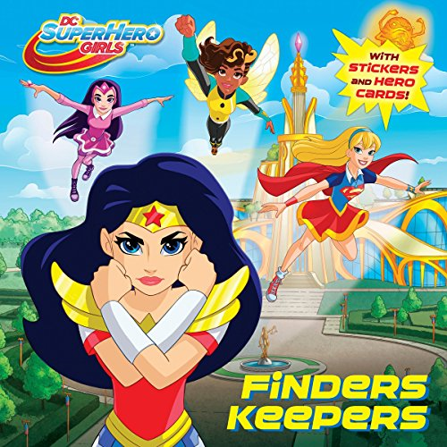 Finders Keepers (DC Super Hero Girls) (Pictureback(R))