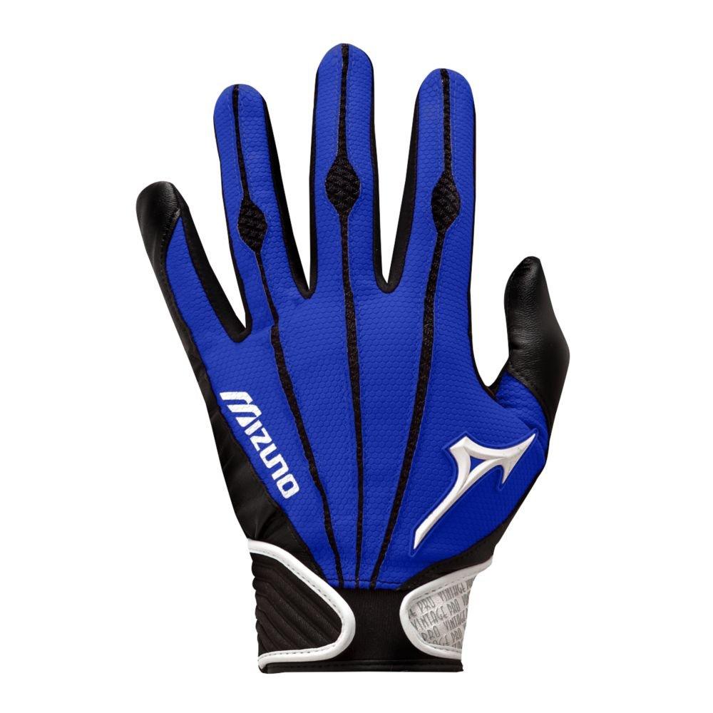MizunoヴィンテージPro大人用野球バッティング手袋 – 11色S、大人用(ロイヤル) B00LOSHI2K