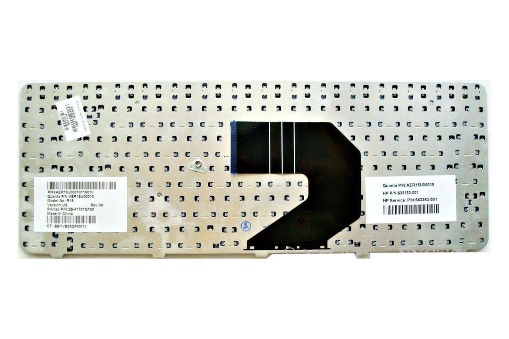 Fugen Laptop Internal Keyboard US for Hp Compaq Model No