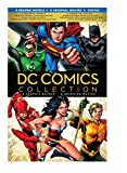 DC Comics Collection - 6 Graphic NOvels, + 6 Animated movies (digital copy) [Blu-ray]