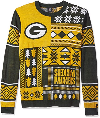 Green Bay Packers Ugly Sweater Packers Christmas Sweater Ugly