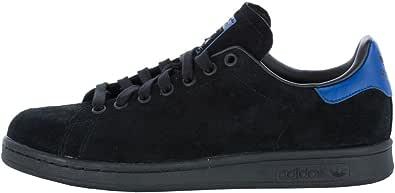 adidas Stan Smith, Zapatillas Unisex Adulto, Negro (Core Black/Core Black/Collegiate Royal)