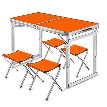 WU LAI Table Pliante Portable Extérieure   Table De Pique ...