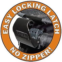 Pet Gear No-Zip Special Edition Pet Stroller, Zipperless Entry, Chocolate