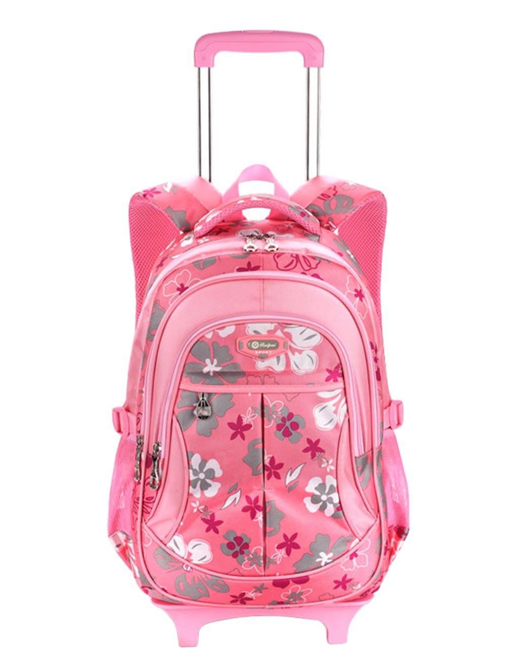 Fanci Kindergepäck rosa rosa blume L