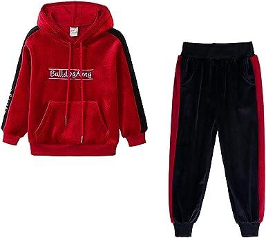 Amazon Com Conjunto De Ropa Para Ninas De 3 A 7 Anos De Edad Para Ninas Y Ninos De Otono E Invierno Con Encaje Y Pantalones Clothing