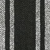 Unisex Mexican Jerga Hoodie - XX-Large, Black