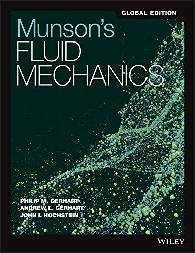 Munson's Fundamentals of Fluid Mechanics