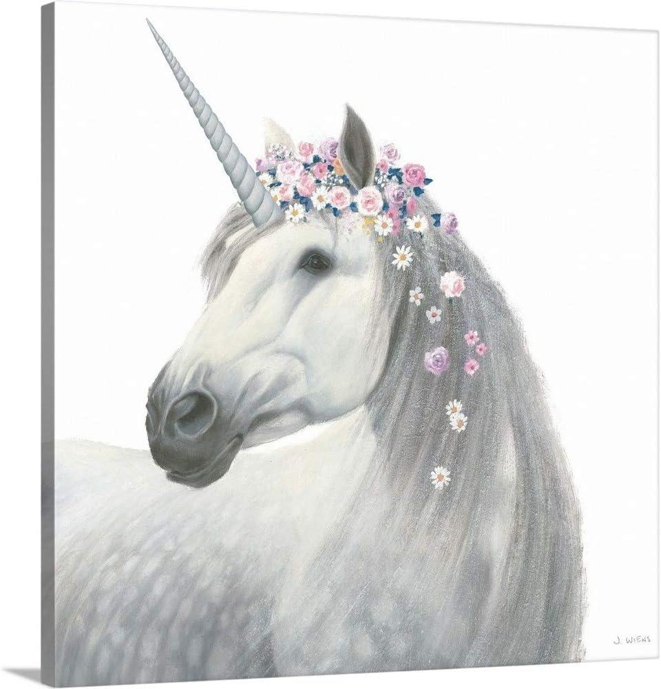 spirit-unicorn-wall-painting