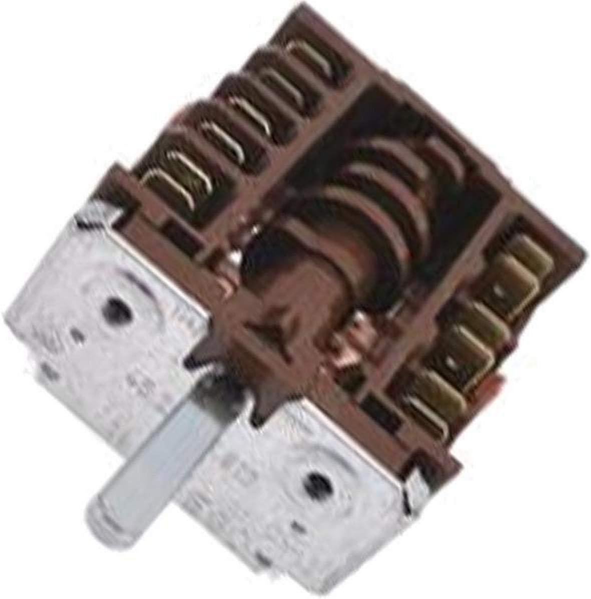 Interruptor Placa eléctrico 6 + 0 Positi referencia ...