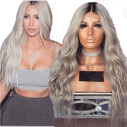 Pelucas de mujer, pelucas, ondas grandes, cabello largo y ...