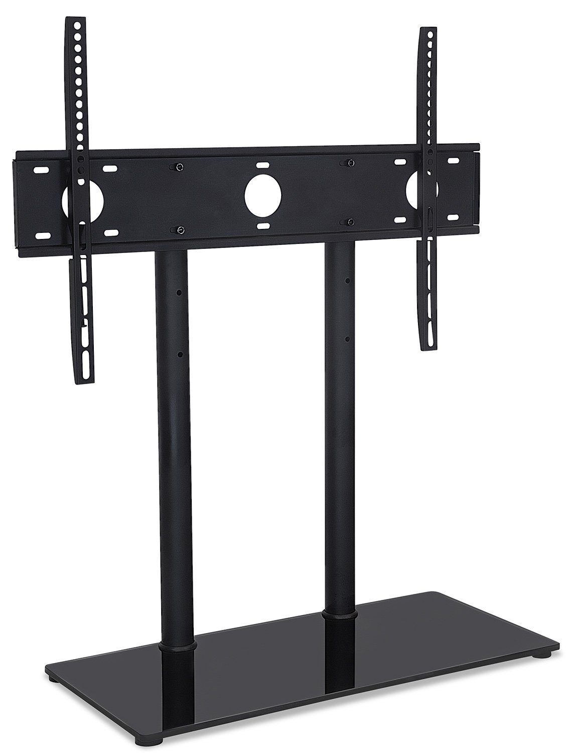 Mount-It! Articulating TV Wall Mount Corner Bracket, VESA 400 x 400 Compatible, Stable Dual Arm Full Motion, Swivel, Tilt Fits 32, 37, 40, 42, 47, 50 Inch TVs, 115 Lbs Capacity With HDMI Cable, Black MI-4461 cable