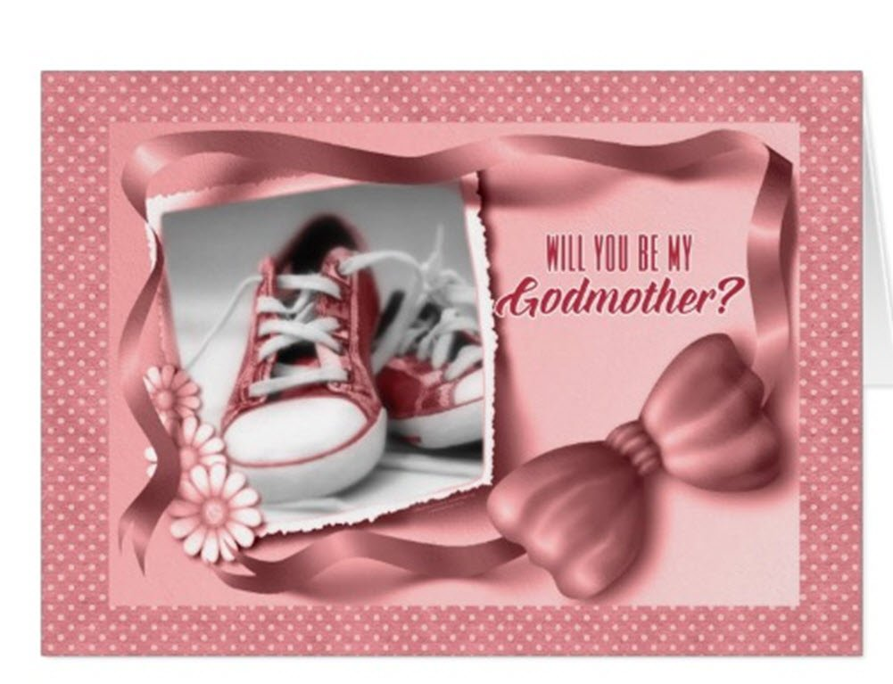 Amazon will you be my godmother card and godmother angel pin amazon will you be my godmother card and godmother angel pin girl set 2 pieces baby m4hsunfo