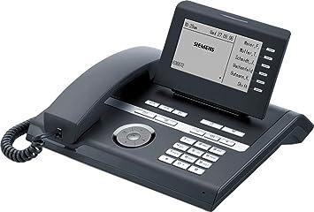 Telefonanlage von Siemens OpenStage 40 SIP IP-Telefon LAVA