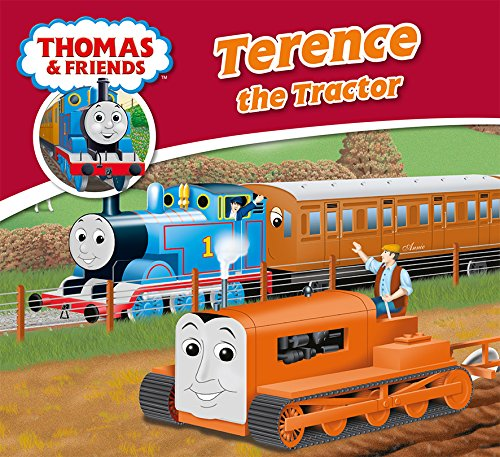 Terence The Tractor (Thomas & Friends Engine Adventures) (Thomas And Friends Thomas Terence And The Snow)