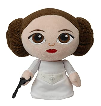 Star Wars Peluche Fabrikations Princess Leia 14 cm