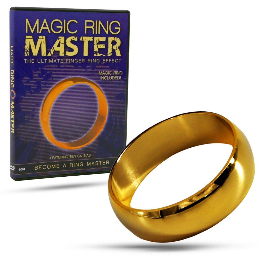 Magic Makers Magic Ring Master Magic Ring Included