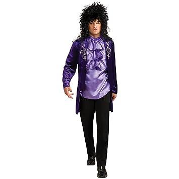 rubies glam rock star 70s 80s mens prince halloween costume