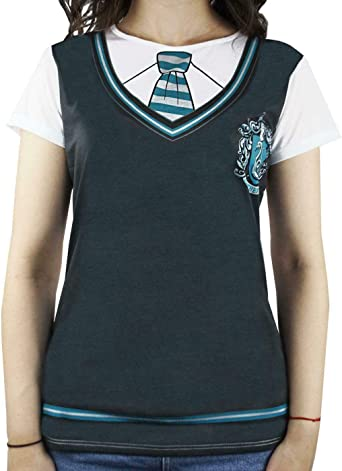 Harry Potter Slytherin Costume Womens T-Shirt: Amazon.es: Ropa