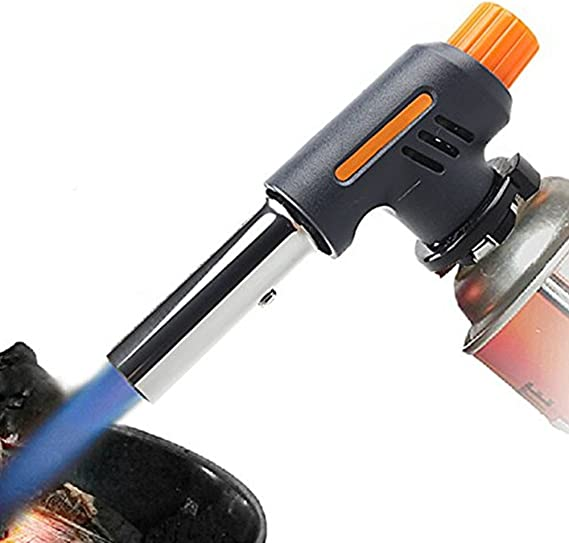 StillCool soplete de Gas butano soplete de cocina para repostería postres Blazing soldadura Camping barbacoa