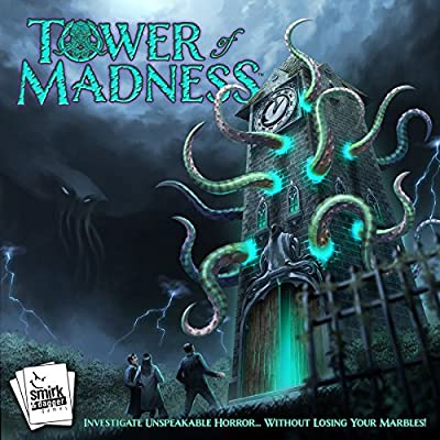 Smirk & Dagger Tower of Madness, Game: Toys & Games